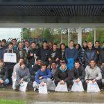 Студенты политехнического института