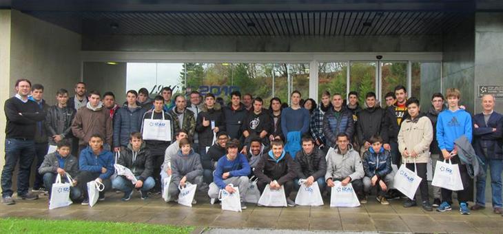 Izar Cutting Tools посетили студенты политехнического института
