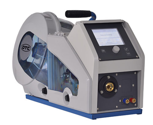 LCD wire feed unit