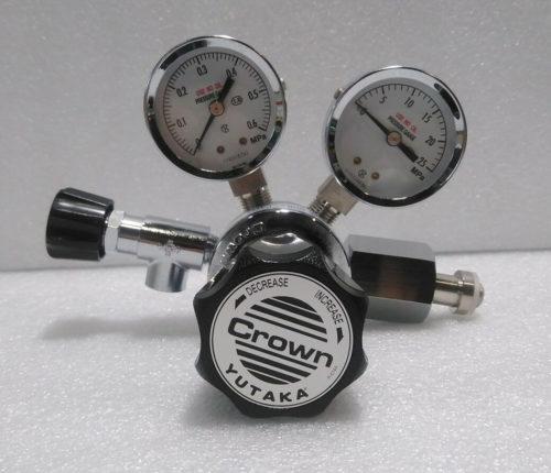 Двухкамерный баллонный газовый редуктор
