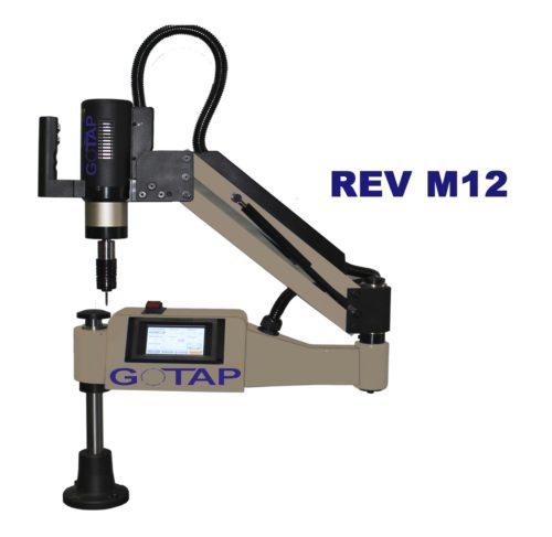 REV-M12 (M2-M12) 0-1000 RPM